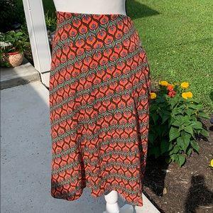2XL LuLaRoe Cassie Pencil Skirt